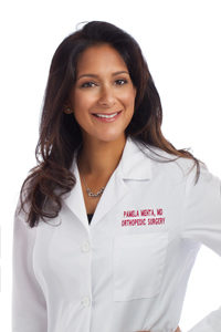 Dr. Pamela Mehta, M.D. Orthopedic Surgeon